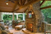 Back Porch Entertaining / by Trendy Tree