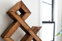 Wood DIY / by Kristin Casaletto - Wood & Paper Co.