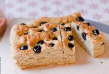 Baked: Breads, Rolls, etc