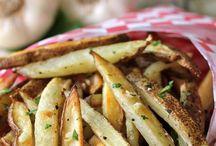 Veggie Fries & Chips