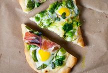 Pizza & Flatbread / by A Byte of Life