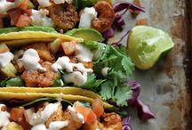 Mex Food: Taco & Quesadillas