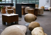 Wood in architecture / Furniture materials (what is what)