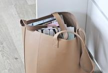 Bag lady / Shameless addiction to gorgeous bags / by A Byte of Life