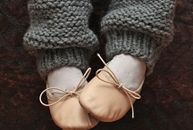 Baby Footwear / by Jacque Walters