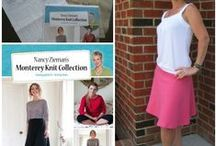 """Favorite Sewing Patterns / Do you have a favorite sewing pattern?  Nancy Zieman, of TV's """"Sewing With Nancy,"""" does and she has pinned her favorites here."""