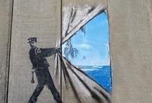 Street art / by Filomena Trindade