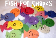 Early Learning - Shapes