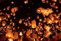luminaries galore
