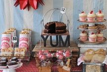 Bake Sale - Stylin & Unique Ideas / by Amy Spangler Stahl