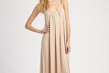 Apparel: Dresses (Maxi) / by ATB | AllThingsBeautiful