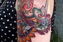 Tattoos / by Brenda Hyke