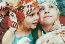 little ones photo inspiration / by Ariana Clare