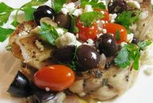 Greek Cuisine / Greek recipes