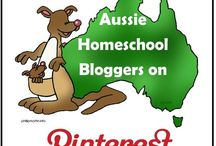 Aussie Homeschool Bloggers / Australian homeschooling bloggers sharing their adventures, homeschool blogs post, ideas, Aussie curriculum, online Aussie resources and any other Aussie related homeschool information that we find and/or use that might help other Aussie homeschoolers