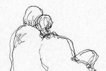 Sketchbooks / by Kate Wyver