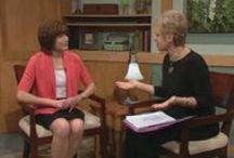 Nancy's Corner Interviews / Nancy Zieman, Sewing With Nancy, interviews sewing and quilting volunteers and artisans.