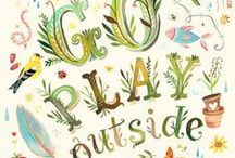 Outdoor & play Outside