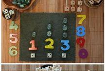 Montessori - Counting