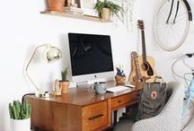 Amazing Spaces / An assortment of interiors that I LOVE. #interiors #desing #decor #inspiration