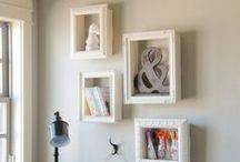 Projects:: / Easy projects to help decorate your home.