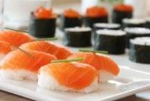 Sushi & sashimi recipes