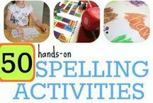 Spelling Activity Ideas