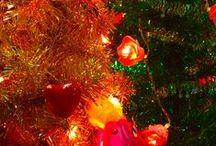 Kringloop Kerst / Bij kringloopwinkels vind je de mooiste kerstversieringen. Of het daar nu voor bedoeld is, of jij er kerstversiering van maakt....