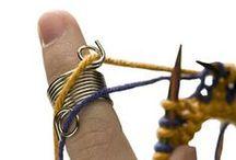 Crochet tip