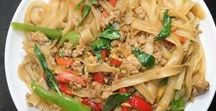 Easy Thai Recipe collection / Easy Thai recipes, Thai curry, fried rice, noodles, soups, and desserts!