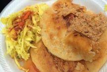 Food From El Salvador / Recipes for food from El Salvador and other parts of Central American. Comida Tipica Salvadorena.