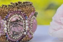 """Crafty Cuff Bracelets / """"Accessories are like vitamins to fashion as such, you should use them liberally"""" Anna dello Russo-Handmade stunning cuff  Bracelets ."""