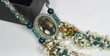 Jewerly, Crystals, Pearls ,LOVE Beads! / Latest jewerly creations