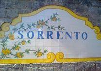 Sorrento / Torna a surrient....Sorrento coast, beautiful gift.