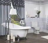 Stylové řešení Romantická koupelna / Romantická koupelna - kouzlo starých časů.