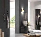 Luxusní koupelny a minimalistické / Luxusní nemusí znamenat vždy drahé. Minimalistické nemusí znamenat strohé. Nechte se unášet na vlně inspirace.
