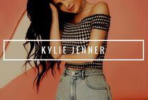 Kylie Kristen Jenner /   Kylie Jenner   Born: August 10th, 1997   Children: Stormi  