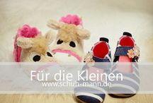 Für die Kleinen // schuh-mann.de / Bei allen kleinen Abenteuern spielt das richtige Schuhwerk eine wichtige Rolle. Bei Geburtstagspartys, im Urlaub, auf Klassenfahrten oder einfach nur beim Spielen auf dem Spielplatz. Es gibt so viel zu entdecken.