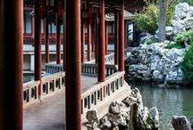 Paysages de Chine / Une envie de voyage ? Laissez vous donc transporter par ces somptueux paysages de Chine et plongez avec moi au coeur de cette Asie traditionnelle et envoûtante.