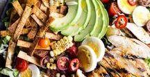 Recettes Détox / Vous trouverez ici un semble d'idées de recettes détox et healthy. Rien de tel après la période de fêtes pour faire le plein de vitamines !