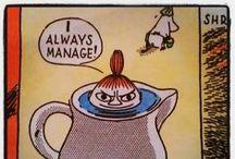 Moomin / Litte My / Little My <3