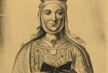 Eleanor of Aquitaine (Alienor) / My 20th Mother, 21st Grandmother, & 22nd GG. She is me and I am she.