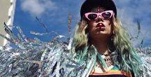 Natinstablog X Tiposilvijah X Bottle Blonde / Disco Dreams Jacket