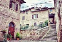 Sarnano: Centro storico | Medieval town