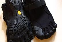 gloves & shoes