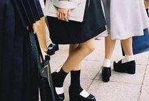 Cool Girl Wannabe / Dream wardrobe -> Fashun