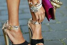 Shoes J'adore / SLJ favorites in shoe design and fashion.