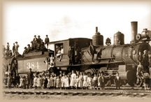 The history behind Wanderville  / Historical research images about orphan trains, New York tenement life, and more!