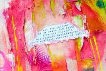 art journals / by Jennifer Kinkade