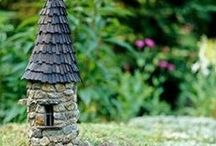 fairy and hobbit house